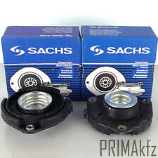 2x Sachs 802 321 Strut Bearing Front VW Caddy III cc Golf plus V VI