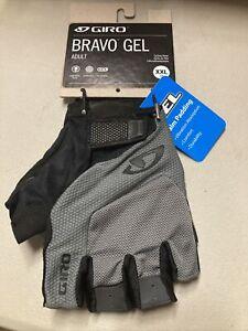 ! Giro Bravo Gel Adult XXL Cycling MTB Bike Gloves Charcoal