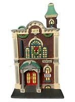 Department 56 Heritage Village Collection Christmas In The City Arts Acadamy