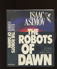 Asimov, Isaac: The Robots of Dawn HB/DJ 1st/1st