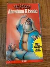Abraham And Isaac VHS