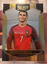 2016-17 Panini Select Base #1 Cristiano Ronaldo - Portugal