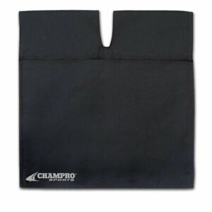 Champro Professional Baseball/Softball Umpire Ball Bag - Black