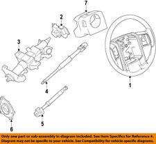FORD OEM 17-18 F-250 Super Duty Steering Column-Lower Shaft HC3Z3B676B