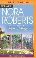 Nora Roberts Irish Trilogy- Jewels Sun, Tears Moon, Heart Sea UNABRIDGED MP3 NEW