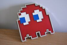 Blinky Belt Buckle pac man liquor brand gamer video games nintendo ps4 xbox wii