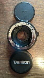 TAMRON-F AF Tele-CONVERTER 1.4x N-AFD MC4 Japan Nikon Auto-Focus Autofocus A/F
