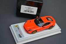 Ferrari 812 Superfast Light fluor red BBR 1:43 no Looksmar MR ! RARE !