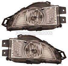 BUICK REGAL 2011-2013 FOG LIGHTS DRIVING LAMPS BUMPER LEFT RIGHT PAIR SET