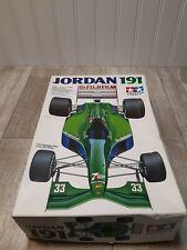 Tamiya 1/20 Jordan 191 Grand Prix Collection Kit # 20032/NEW/SEALED