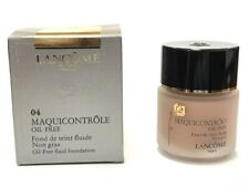 Lancome Maquicontrole Oil-Free Fluid Foundation 1.2 oz 35 ml * 04 Beige Nature