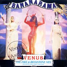 """BANANARAMA - Venus [The Fire & Brimstone Mix] MAXI 45 TOURS 1986 Maxi-Single 12"""""""