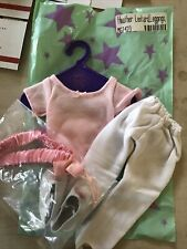 Magic Attic Doll Heather Leotard And Leggins New
