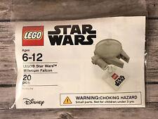 Lego 2017 Star Wars Mini Millenium Falcon 20 pcs NIP