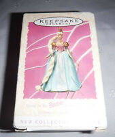 Hallmark Keepsake Ornament Barbie Christmas Barbie Rapunzel Doll