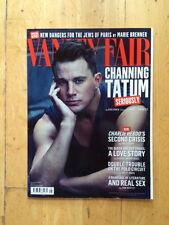 Vanity Fair August 2015 Channing Tatum Annie Leibovitz David Muir Lane Fox Gadot
