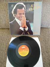 "JULIO IGLESIAS FIDELE LP 12"" CBS 1981 HOLLAND ORIGINAL ED SUNG FRENCH GATEFOLD"
