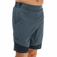 Mens Under Armour Vanish Woven Shorts In Grey