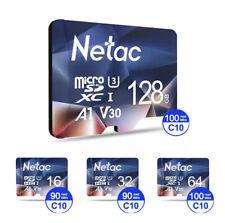 Netac 32GB Micro SD Tarjeta de Memoria para Nintendo Switch & Lite 3D 3DS XL Wii DSi