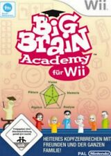 Nintendo Wii Big Brain Academy come nuovo