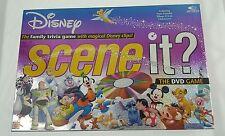 Disney Scene It DVD Board Game Mattel 2004