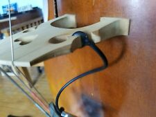 Northern Lutherie LLC Double Bass Pickup Made in USA Video Instructions & sample