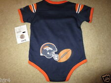 Denver Broncos NFL Reebok Jersey One Piece Baby 18m 18 months NEW CUTE!