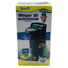 Tetra Whisper 10i Internal Powers Filter Simply Quiet 3 to 10 gallon New