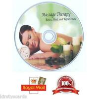 MASSAGE - SPA - RELAXATION - THERAPY - REIKI - MEDITATION - CHILL OUT MUSIC CD