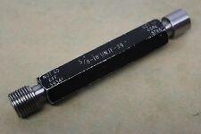 "Matrix 5/8"" x 18 unjf 3B NO GO & Core Filetage Plug Gauge ME1143"