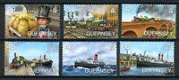 Guernsey MiNr. 1083-88 postfrisch MNH Brunel (RS1511