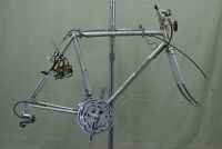 Motobecane Mirage Vintage Touring Road Bike Frame Med 55cm Suntour Japan Charity