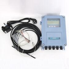 New TDS-100F-M2 Fixed Ultrasonic Flowmeters  DN50-700mm Wall-mount Flow Meter