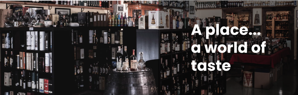 Macandrew's Whisky Store