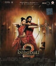 BAHUBALI 2 - THE CONCLUSION - BOLLYWOOD ORIGINAL SOUNDTRACK CD - FREE POST