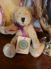 """Early Boyds Bears Bruce # 1000-08 Retired - 8"""" new"""