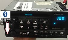 OEM 1997-2002 CORVETTE AM FM SINGLE CD RECEIVER BLUETOOTH UPGRADE SERVICE ONLY