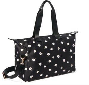 Alice + Olivia FabFitFun Daisy Print Duffle Bag