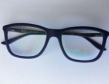 09e3ffbb4166 GENUINE Ray Ban RB7061L RARE NAVY BLUE GUNMETAL Wayfarer Style Eyeglasses  Frames