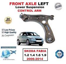FRONT AXLE LEFT Lower WISHBONE ARM for SKODA FABIA 1.2 1.4 1.6 1.9 2006-2014