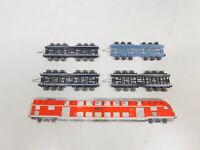 CD346-0,5# 4x Wiking H0/1:87 Straßenroller (ohne Rampe) für Zugmaschine, TOP
