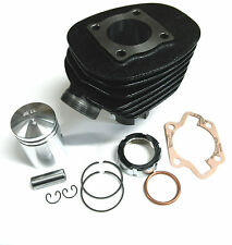 Simson SR1 SR2 SR 2 E Zylinder Kolben 2,3 PS für Motor Krümmermutter dichtung