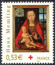 France 2005 Red Cross/Christmas/Virgin & Child/Art/Medical/Welfare 1v (n37367h)