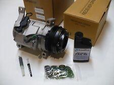 2003-2005 Silverado 2500 HD (6.0L, 8.1L only) FRIGETTE A/C AC Compressor Kit