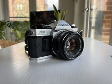 Canon AE1 Program 35mm Camera with Canon FD 50mm lens - Lovely Condition