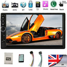 7'' Car Radio Double 2Din HD Bluetooth MP5 Player Stereo Touch Screen AUX USB SD