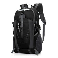 Travel Hiking Backpack Outdoor Sports Camping Daypack Rucksack Bag USB Charging