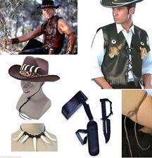 Herren-Kostüm-Westen aus Kunstleder