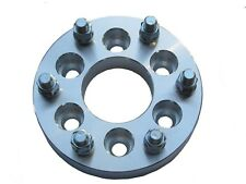 "6x4.5 to 6x4.5 / 6x114.3 to 6x114.3 US Wheel Spacers Adapters 1.5"" Thick 12x1.25"