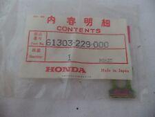 NOS HONDA HEADLIGHT CASE WASHER CX500 78-79 ATC200 82-85 NS50 90 61303-229-000